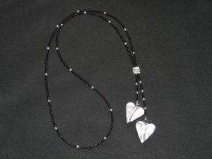 Finger Print Necklace 2